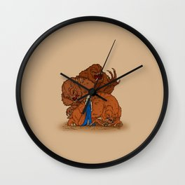 The Mother of Rancors Wall Clock