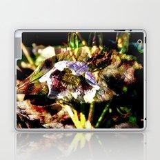 Dark Poetry of Spring Laptop & iPad Skin