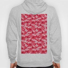 Pink chamomiles Hoody