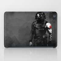 bucky barnes iPad Cases featuring Who the hell is Bucky? by charlotvanh