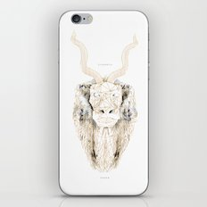 Strength + Power iPhone & iPod Skin