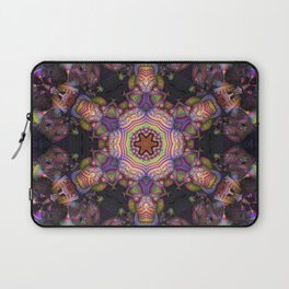 Psychedelic Star Laptop Sleeve