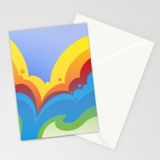 Rainbowmatic Stationery Cards
