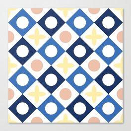 Floor tile 6 Canvas Print