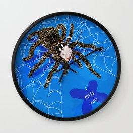The Trap Wall Clock