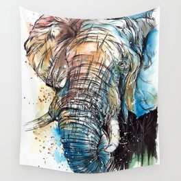 African Giant Wall Tapestry