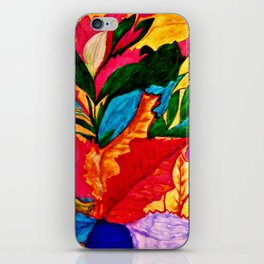 The Life Of The Leaf iPhone Skin