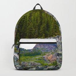 Geraldine Lakes Hike in Jasper National Park, Canada Backpack