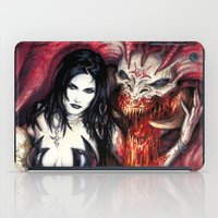 warcraft iPad Cases featuring Blood Rituals by BAXA by baxaart