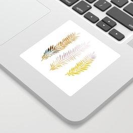 Botanical illustration Sticker
