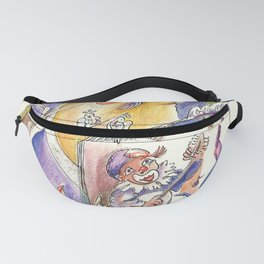 RB Bird Song Fanny Pack