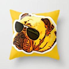 Aviator Angus Throw Pillow