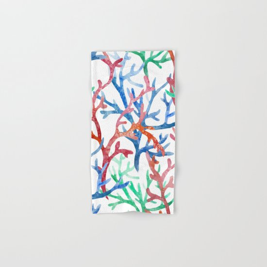 Sea Life Pattern 03 Hand & Bath Towel