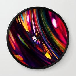 Limelight II Wall Clock