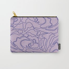 Pastel Pattern II Carry-All Pouch