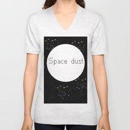 Space dust Unisex V-Neck