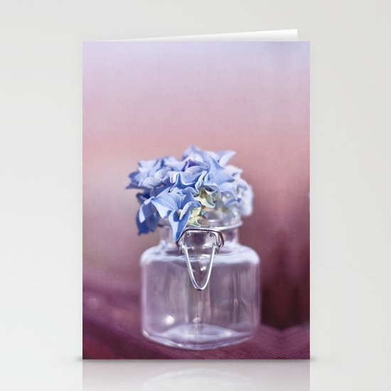 HYDRANGEA DREAM Stationery Cards