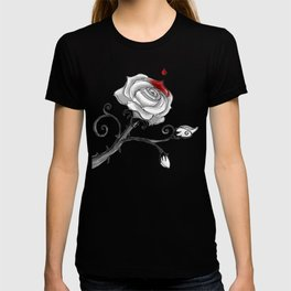 'Painting The Roses Red...' T-shirt