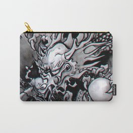 Japanese Dragon in ink Carry-All Pouch