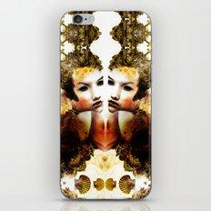 Géminis iPhone & iPod Skin