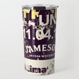 Jameson Irish Whiskey Travel Mug