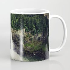 Snoqualmie Falls, Washington Mug