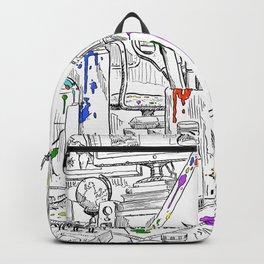 Artist - Künstler Backpack