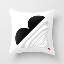 Heart (11) Throw Pillow