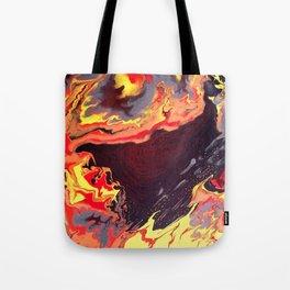 Burning Within Tote Bag