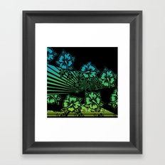 Hawaii Five-O Dark Framed Art Print