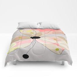 FLOWERY JOHANNA / ORIGINAL DANISH DESIGN bykazandholly Comforters