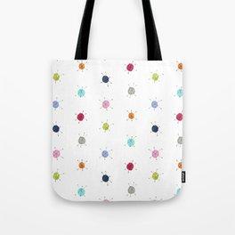 Jetson Dot Tote Bag