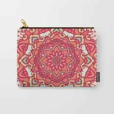 Crimson mandala Carry-All Pouch