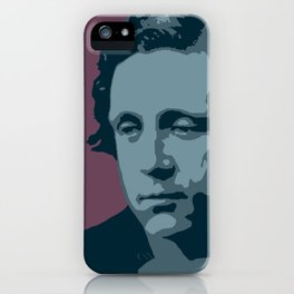 Lewis Carroll iPhone Case