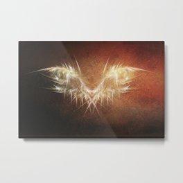Heavenly Wings Metal Print