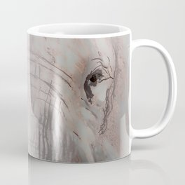 Foraging Elephant Coffee Mug