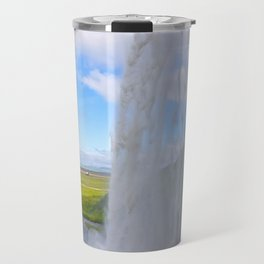 Seljalandsfoss, Iceland Travel Mug