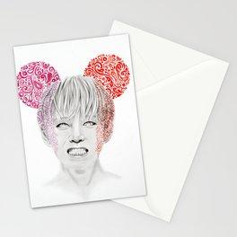 Micky V Stationery Cards