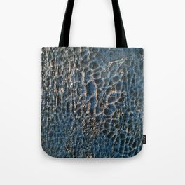 Aging Gracefully - Abstract Acrylic by Darren PJ Jones Tote Bag