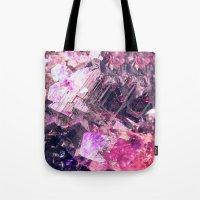 gem Tote Bags featuring Gem by Simona Sacchi