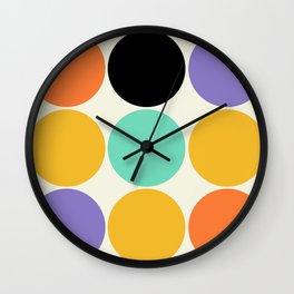 Big Dot Wall Clock