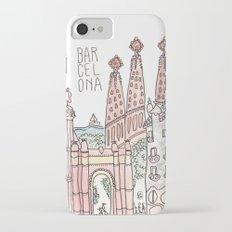 Barcelona iPhone 7 Slim Case