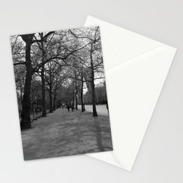 Walk to the Palace Stationery Cards