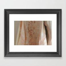 On Pointe Framed Art Print