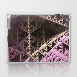 Pastel Pyramidz Laptop & iPad Skin