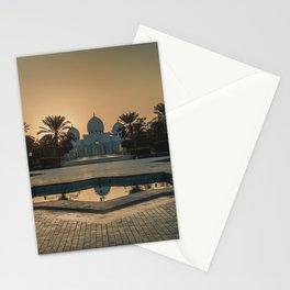 Arabian Sunset Stationery Cards