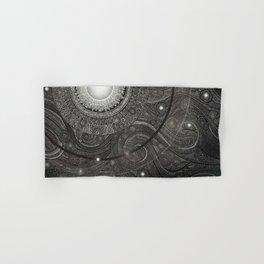 Luna Kiss Hand & Bath Towel