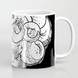 Cthulhu (B&W Version I) Coffee Mug