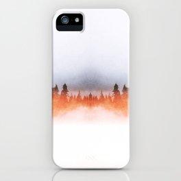 HUM iPhone Case