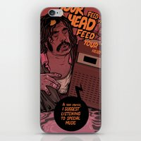 lawyer iPhone & iPod Skins featuring Lawyer (special music) by Mikhail Kalinin